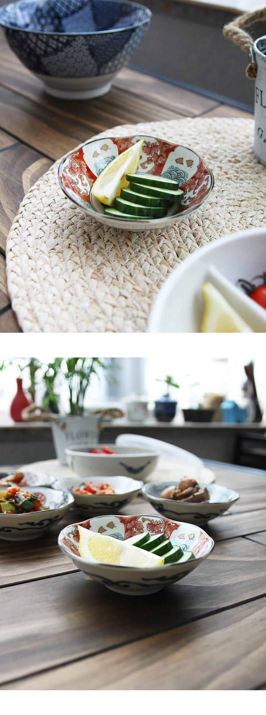 히카루 찬기 11cm - 로메이키친A, 6,500원, 접시/찬기, 접시
